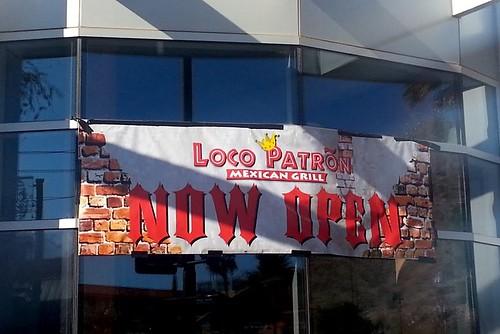 Loco Patron on Mill Avenue in Tempe