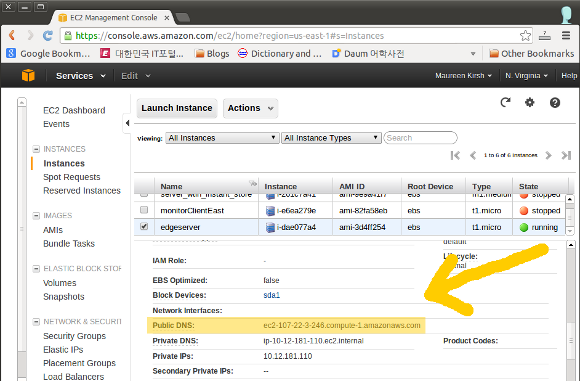 Create an EC2 Instance on Amazon AWS