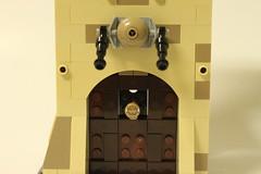 LEGO Star Wars Jabba's Palace (9516)