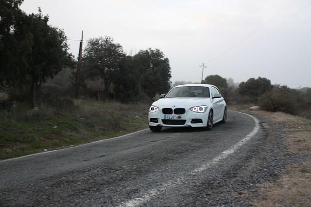 Prueba BMW M135i exteriores (39)