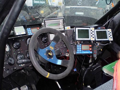 Cockpit piloto solo JM Salinero