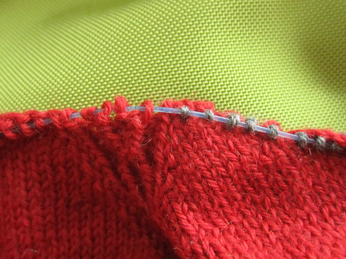 Sweater Update - Collar Issues