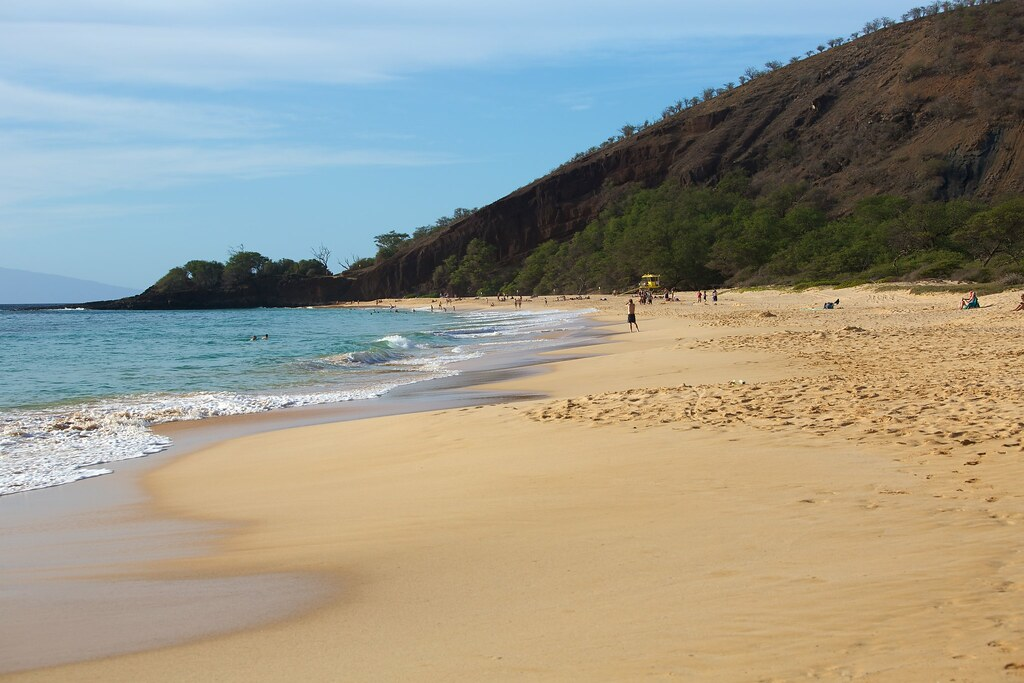 Makena Beach State Park Maui Hawaii Gregory Thiell