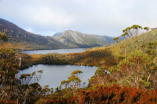 Wombat Pool and Lake Lilla