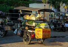Kota Bharu street trader