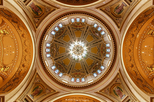 church cathedral stpaul dome