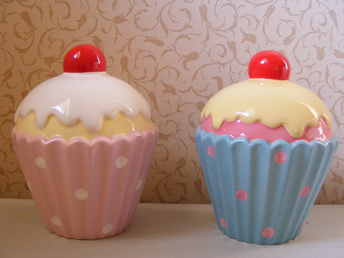 Cupcake Money Boxes