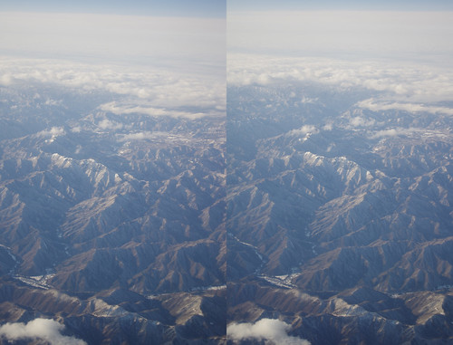 Nakamiyori, stereo parallel view