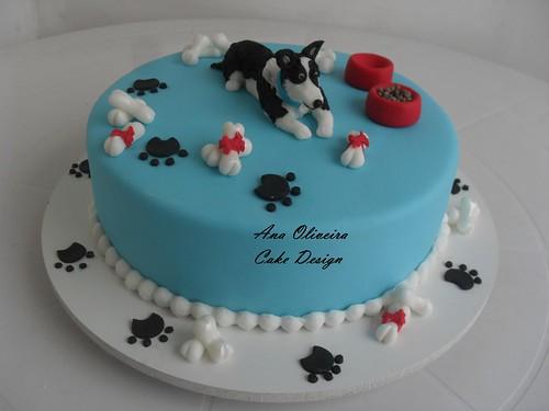 Bolo cachorro by Ana Oliveira Cake Design