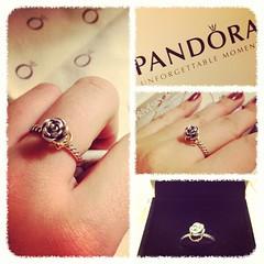 Галерея - кольца Pandora 8383410482_16798f9322_m