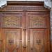 Hesdin (église) portail 0557 ©markustrois