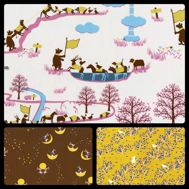 Yuwa Fabric Giveaway!