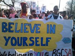 MLK march 2013