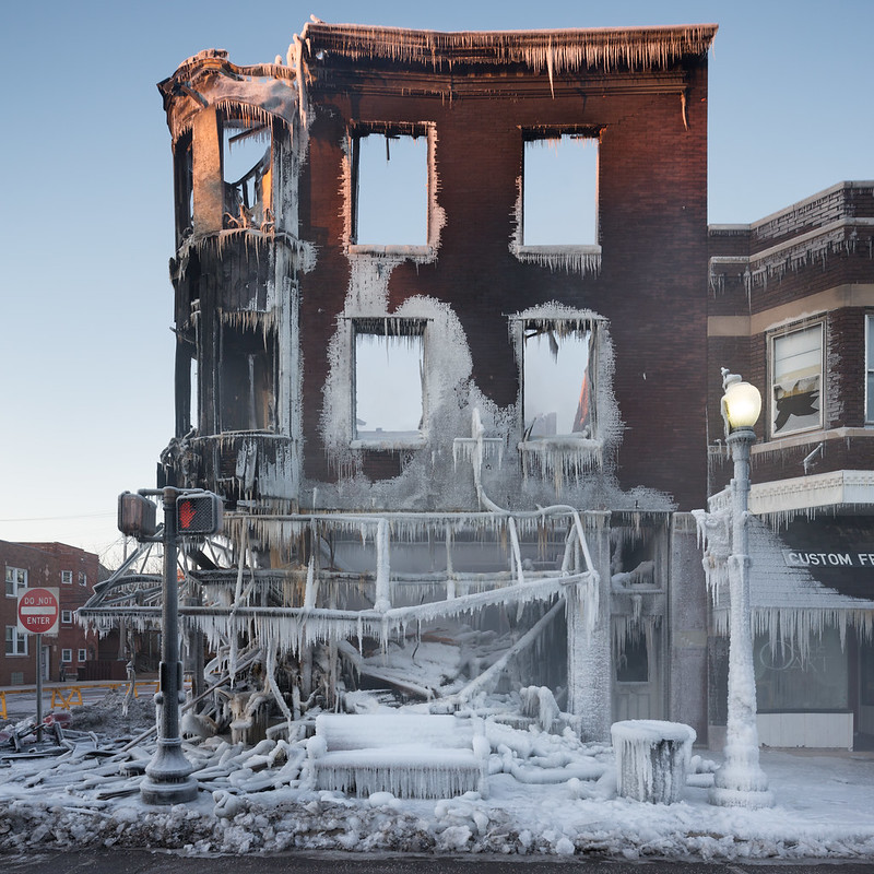 Ice, After the Fire