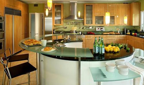 Fotos de islas modernas de cocinas arkigrafico - Isletas de cocina ...