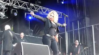 Kim Wilde - Esbjerg Rockfestival 2012 (2)