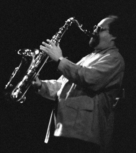 Joe Lovano - Lee Konitz Glasgow nd c 1994  37