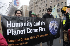 Humanity and the Planet come first