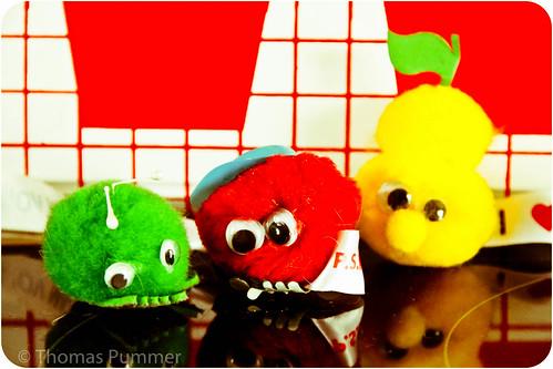 Brav Obst gegessen? - KW04