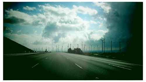 The Drive:  Road And Wind by hbmike2000 (please see profile)