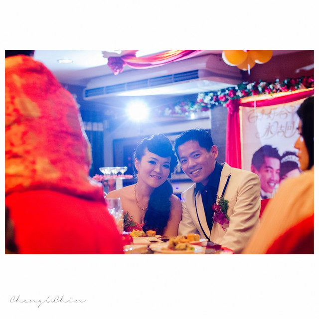 Anna & Kok Kiang Wedding Reception31