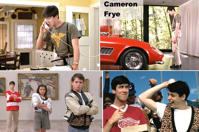film petit: ferris bueller's day off