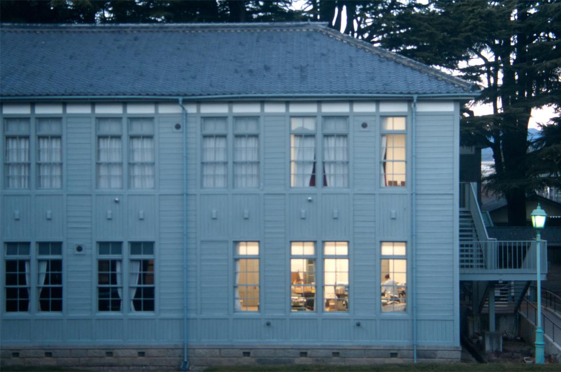 旧松本高等学校本館|長野県松本市