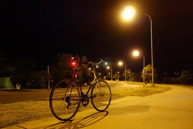 Night Commute: Hand-held Twilight - Scene Mode