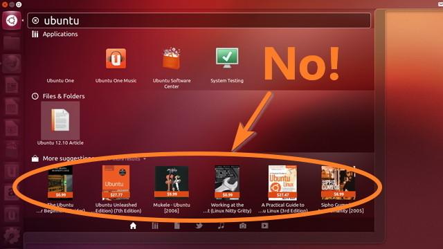 Tuneando ubuntu Unity Lens Shopping
