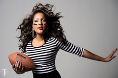 Beyoncé / Superbowl Inspired