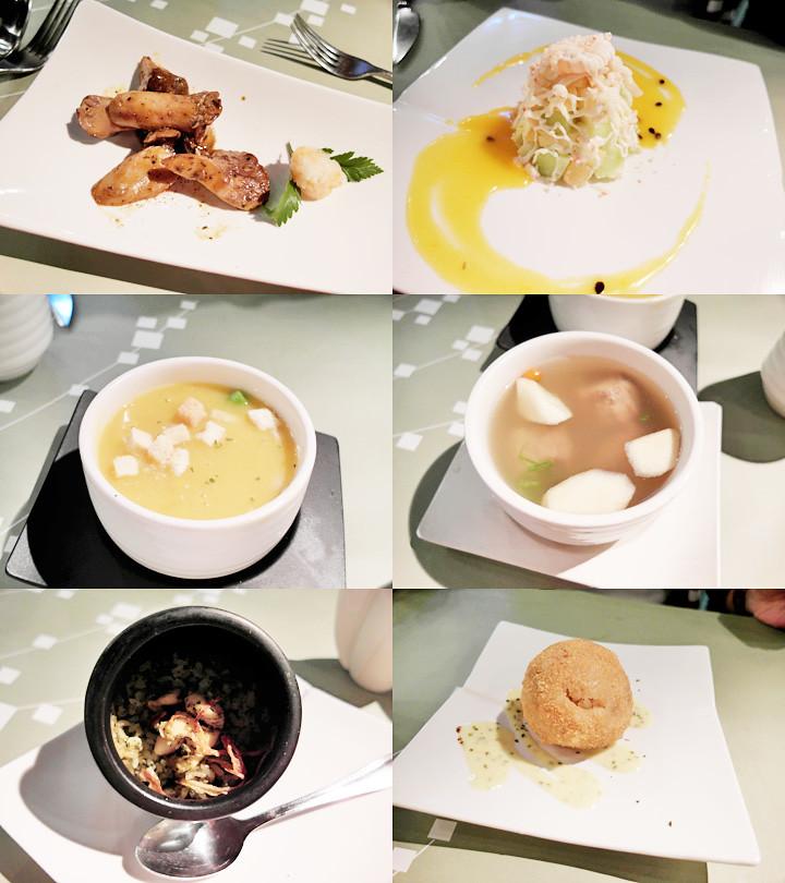 Tao Ban Wu (陶板屋) food