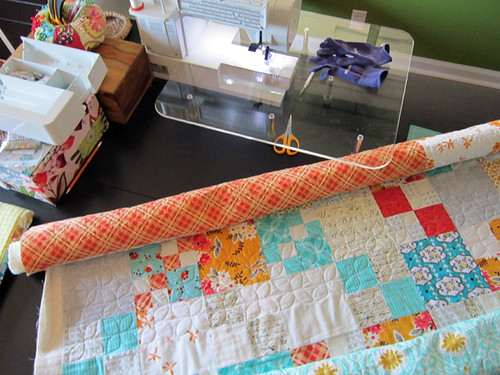 quilting today!