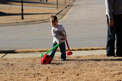 Front Yard Play