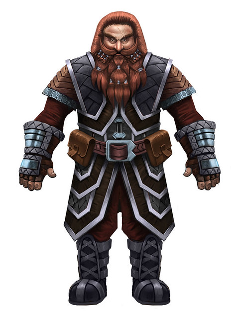 Dwarf Glóin Joins Guardians of Middle-earth Roster