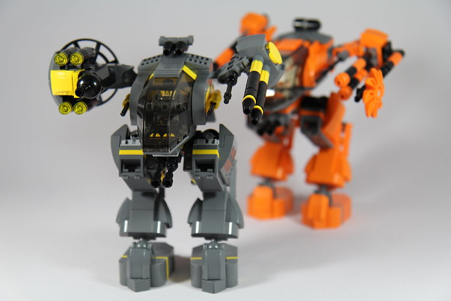 Counterblast Space Marine & Battle Mech