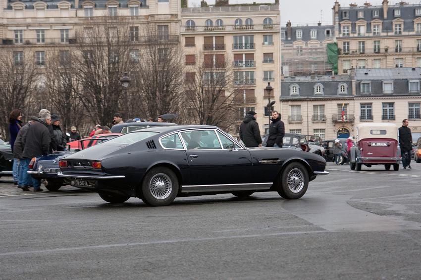 1967–1972 Aston Martin DBS