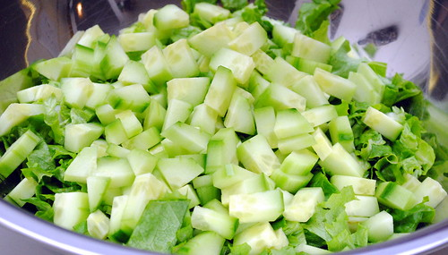 White House Salad from The Biggest Loser | Crazy Jamie's Blog