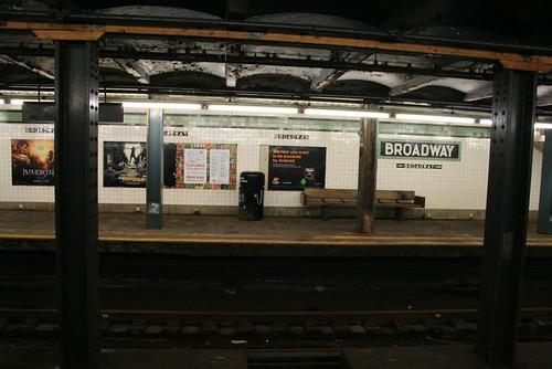 Estación de metro de Broadway (Nueva York)