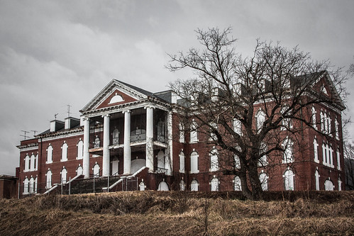 Western State Hospital by kenfagerdotcom