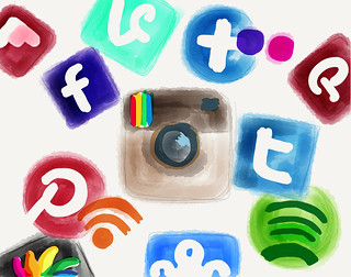 Social Networks - Brand Building - Creating a positive online identity.