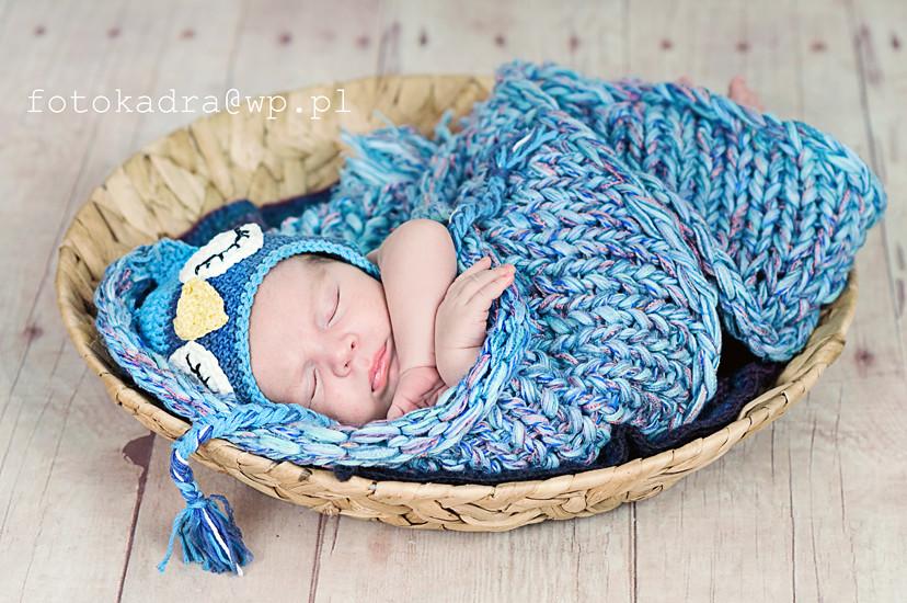 zdjęcia niemowlaków i noworodków Toruń
