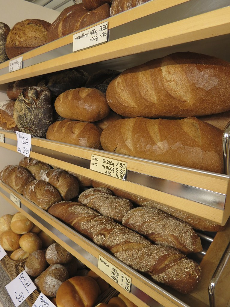 Panetteria pasticceria gonzalez la bregaglia - Diversi tipi di pane ...