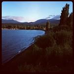 Amanece en el Lago Calafquén