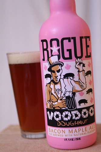 Rogue Voodoo Doughbut Bacon Maple Ale