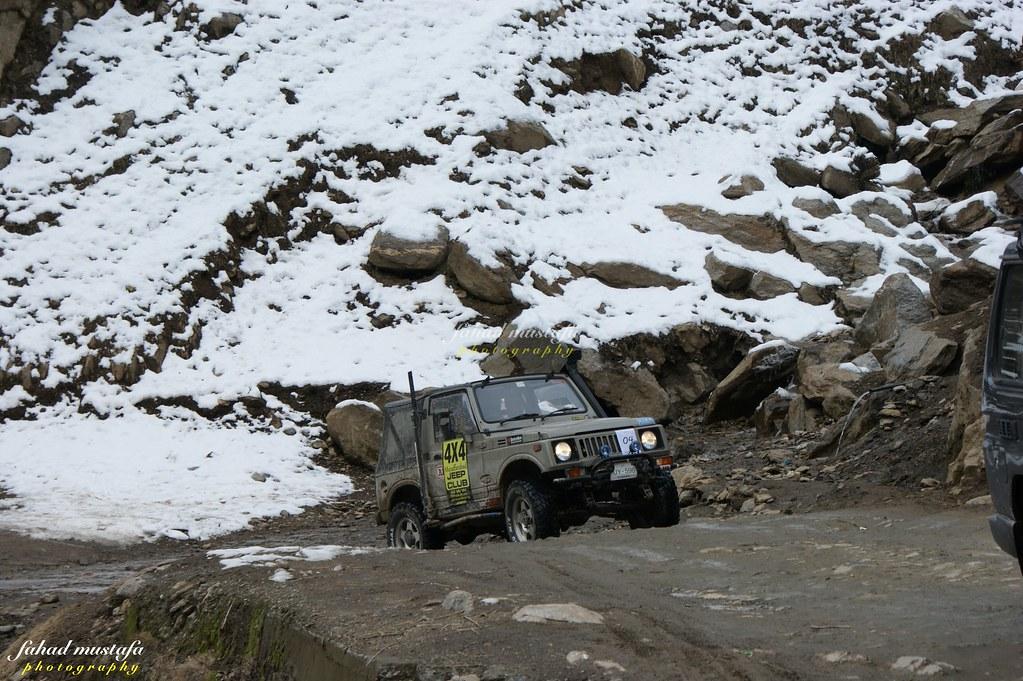 Muzaffarabad Jeep Club Neelum Snow Cross - 8471930104 e8b9c965f6 b