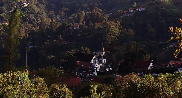 Iglesia Colonia Tovar