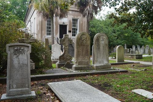 St. Phillip's churchyard 3