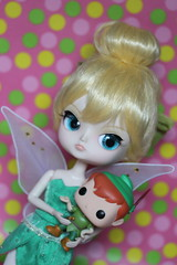 48/365 Tinker Bell & Micro Pan