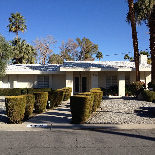 Houses of Palm Springs #3.