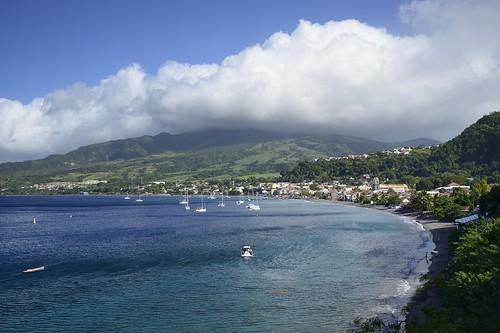 sea mer vacances holidays martinique histoire volcan caraibes saintpierre montagnepelée leefilters éruption nuéeardente filtreslee